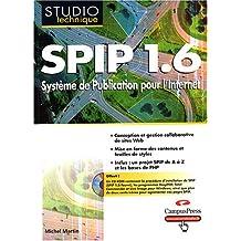 Spip 1.6 (+CD) studio technique