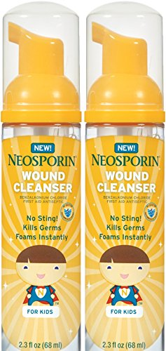 Neosporin First Antiseptic Foaming Liquid product image