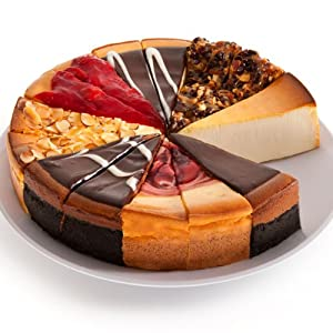 Presidents Choice Cheesecake Sampler – 9 Inch