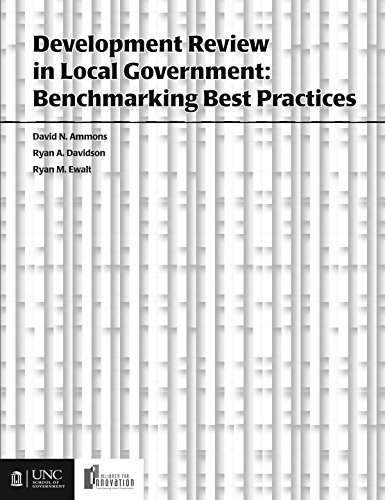 Development Review in Local Government: Benchmarking Best Practices