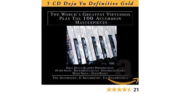 Deja Vu 5cd - The WorldS Greatest Virtu