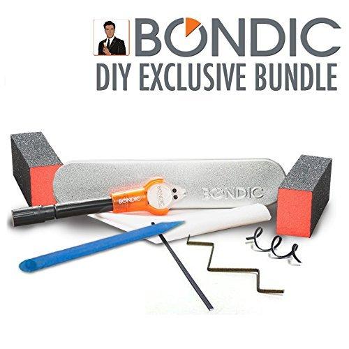 Bondic Kit de 12 piezas de soldador de plástico líquido de poliuretano: Amazon.es: Bricolaje y herramientas