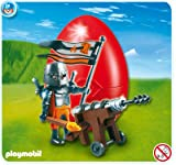 Playmobil 4933 - Armored Falcon Knight with Cannon by PLAYMOBIL®