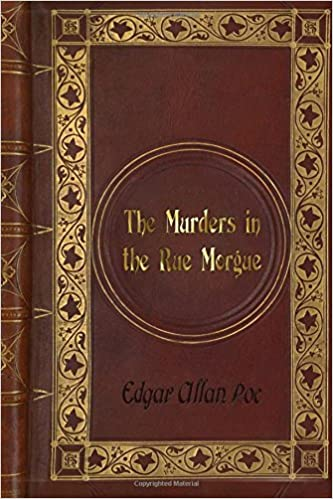 author of the murders in the rue morgue