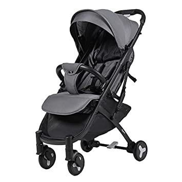 Baby Stroller Sunshade Newborn Buggy Canopy Toddler Pushchair Infant Prams Sun Shade Ultraviolet-proof Cover blackout blind Black Universal Baby Sun and Sleep Stroller Cover