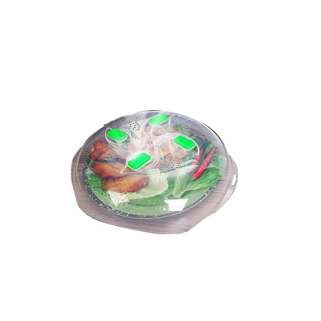 JIANGfu - Cubierta para placa de microondas (ventilación, tamaño ...