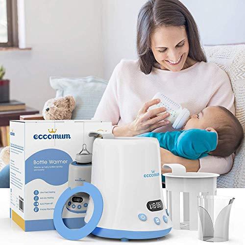 Amazon.com: Eccomum Calentador rápido de leche materna con ...