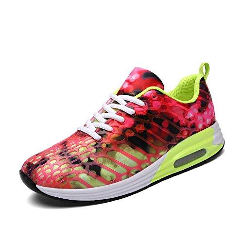 45 4 Sneakers Couples Chaussures Chaussures Hommes Womens Étudiant Casual Mens Chaussures 41 Course Léger de Color Casual 1 Respirant 8n8wXTqxaC