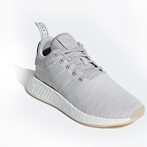 Adidas White crystal r2 Women's Nmd Sneaker W Originals Grey qzqAv7p