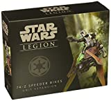 Fantasy Flight Games Star Wars: Legion - 74-Z Speeder Bikes Unit Expansion