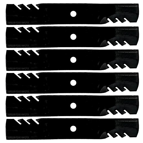 6PK Oregon G6 Gator Mulching Blades for 54
