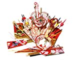 Set F Decoration for Specila Dinner or Home Party Japanese Specia Decoration