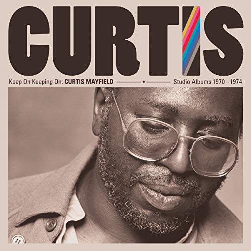 The Very Best Of Curtis Mayfield by Curtis Mayfield on Amazon Music