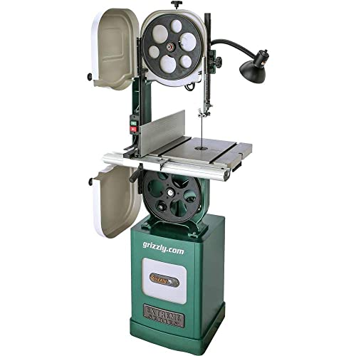 Grizzly Industrial G0555XH – 14 1-3 4 HP Extreme Series Resaw Bandsaw