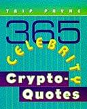 365 Celebrity Crypto-Quotes, Trip Payne, 0806961716