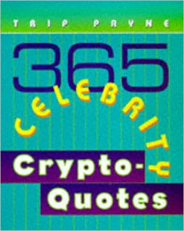 Book 365 Celebrity Crypto-quotes
