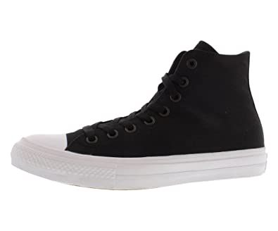 52bb2f0a4bc6 Converse Chuck Taylor II Hi Casual Women s Shoes Size  Amazon.co.uk ...