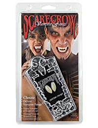 Scarecrow Custom Fangs