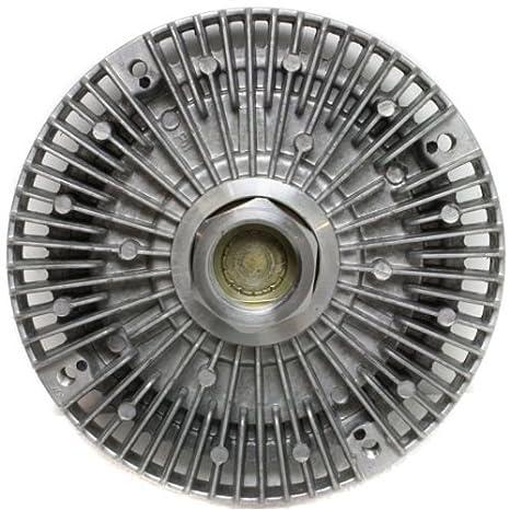 Ajuste perfecto grupo repb313705 - 3-Series Ventilador embrague, W/4 agujeros para montaje de ventilador: Amazon.es: Coche y moto