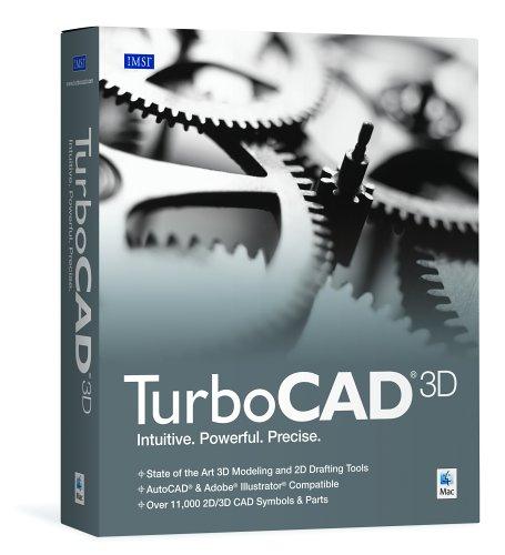 IMSI Design TurboCAD Deluxe 2017 by IMSI
