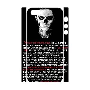 YUAHS(TM) Personalized 3D Hard Back Phone Case for Iphone 5,5S with Evan Peters YAS893347