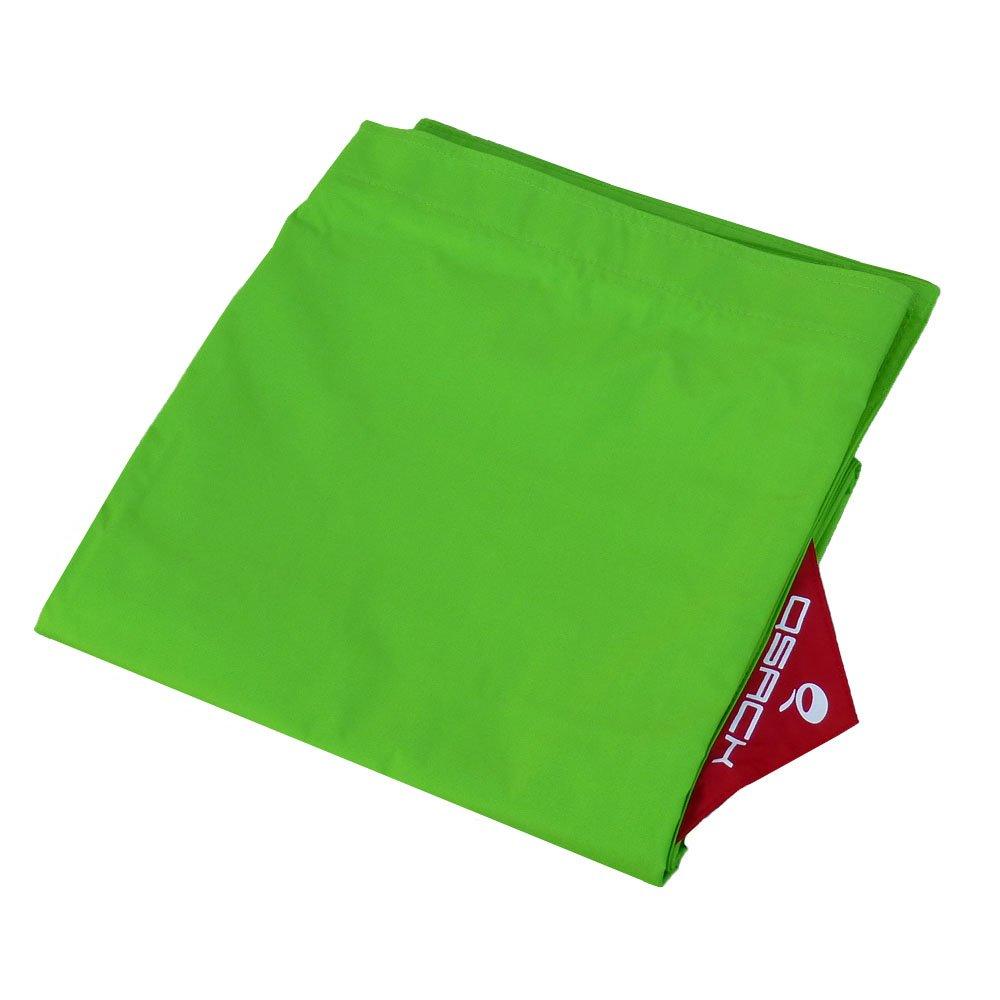 piel aut/éntica Lingjiushopping Puf cuadrado de aut/éntica piel 45/x 45/x 45/cm Color Marr/ón Material exterior
