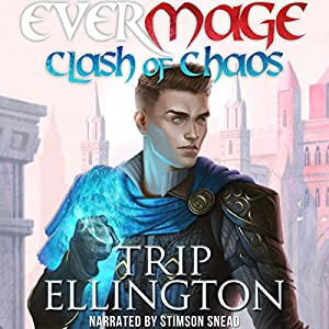EverMage: Clash of Chaos Audiobook
