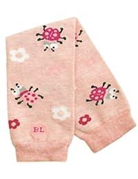 BabyLegs Lovely Lady Leg Warmers, Pink, One Size(Lightweight Mesh)