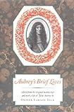 img - for Aubrey's Brief Lives (Nonpareil Book) book / textbook / text book