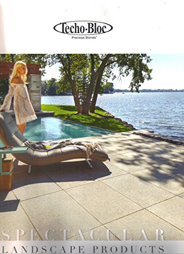 Techno-Bloc 2016 Catalog, Precious Stones, Spectacular Landscape Products, USA Edition 26
