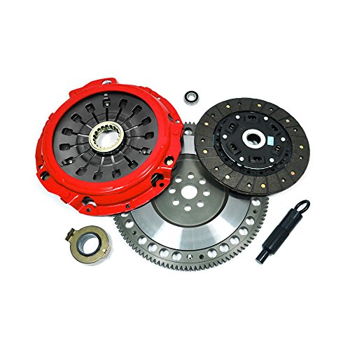 EFT STAGE 2 CLUTCH KIT+RACING FLYWHEEL fits 97-08 HYUNDAI ELANTRA TIBURON 2.0L
