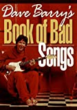 Dave Barry's Book of Bad Songs, Dave Barry, 0836214439