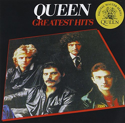 "Release ""Greatest Hits"" by Queen - MusicBrainz"
