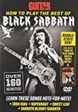 Guitar World -- How to Play the Best of Black Sabbath (DVD)
