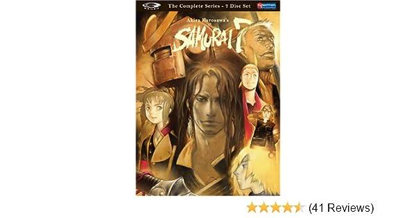 Amazon.com: Samurai 7 - The Complete Series: R. Bruce ...