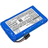 Replacement Battery Part No.4-JS001P, 636395 for