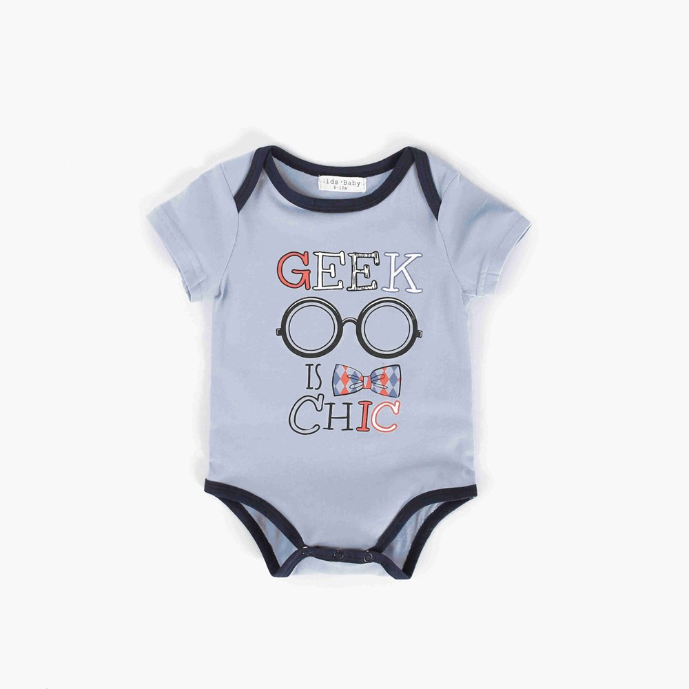 8218be64f424 Amazon.com  Vimuntado Baby Bodysuits Unisex Newborn Clothes Funny Onesie 0  3 6 9 Months Summer Girls Romper Jumpsuit Infant Boy  Clothing