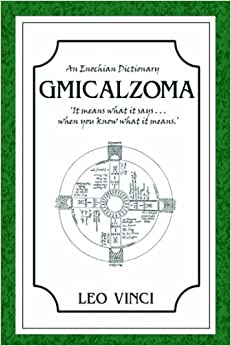 An Enochian Dictionary - GMICALZOMA