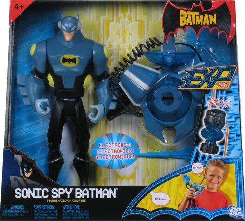 Batman Sonic Spy Figure