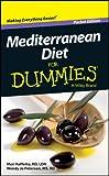 Mediterranean Diet for Dummies, Pocket Edition (144 Pages), Raffetto, 111874814X