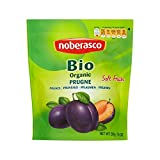 Noberasco Organic Soft Pitted Prunes 200g - Pack of 2
