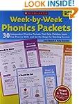 Week-By-Week Phonics Packets: 30 Inde...