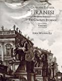 img - for Piranesi: The Complete Etchings (volume I and II) book / textbook / text book