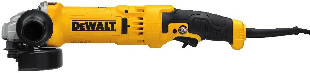 DEWALT Angle Grinder Tool, 4-1 2 to 5-Inch, Trigger Switch DWE43115