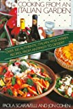 img - for Cooking from an Italian Garden book / textbook / text book