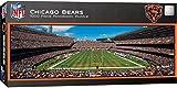 MasterPieces NFL Chicago Bears 1000 Piece Stadium Panoramic Jigsaw Puzzle