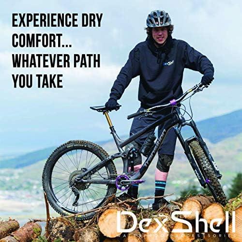 DexShell Ultra Thin Waterproof Bamboo Crew Socks Hiking Biking Cycling Outdoor-M