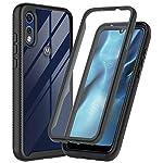 ONOLA Designed for Moto E 2020 Case,Moto E 2020 case,Moto E 2020 Heavy Duty Case with Screen Protector,Built-in Screen…