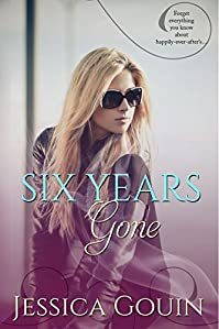 Six Years Gone by Jessica Gouin ebook deal