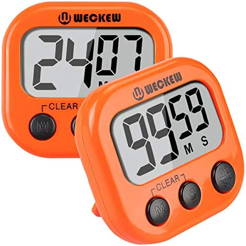WECKEW Digital Kitchen Countdown Timer product image